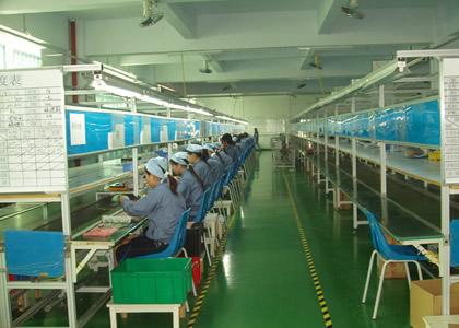 公司生产作业员工
